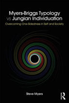 Myers-Briggs typology vs Jungian individuation book cover