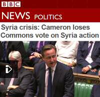 Syrian vote BBC report